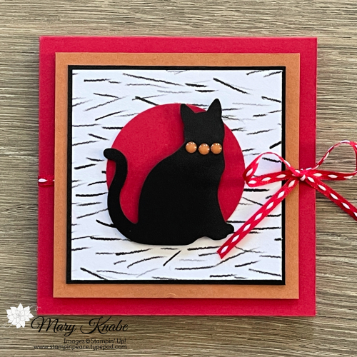 Playful Pets Suite & Cat Punch by Stampin' Up!
