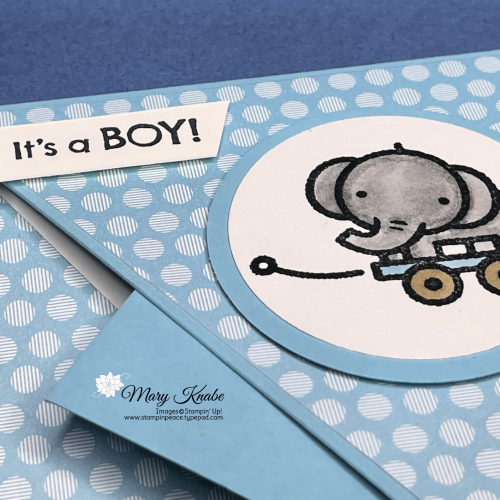Baby Pull Toys Stamp Set by Stampin' Up!