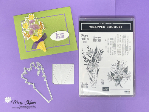 Wrapped Bouquet Bundle by Stampin' Up!