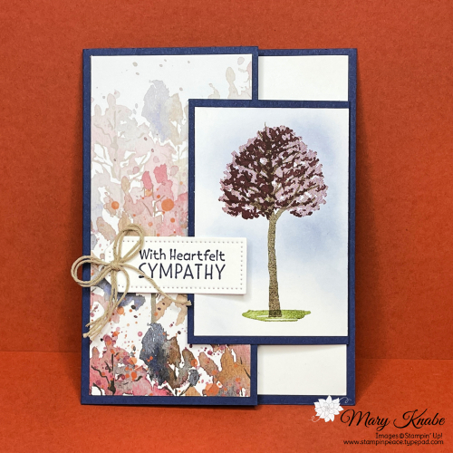Beauty of Friendship Stamp Set & Beauty of the Earth Designer Series Paper by Stampin' Up!