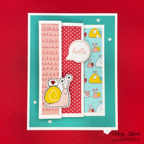 Snail Mail Suite by Stampin' Up!