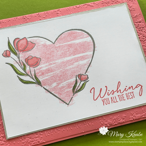 Strong of Heart Stamp Set by Stampin' Up!