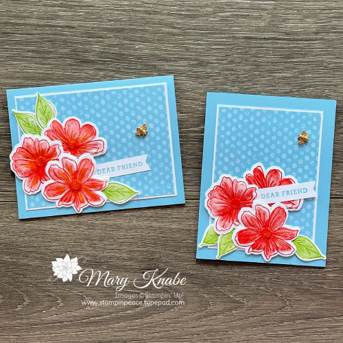 Art In Bloom Bundle by Stampin' Up!