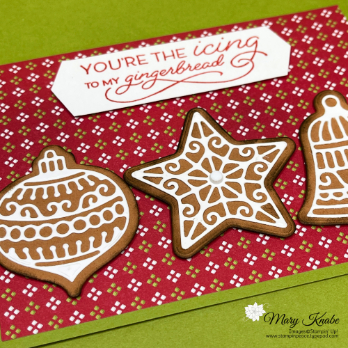 Stampin' Up! Gingerbread & Peppermint Suite - Mary Knabe (2)