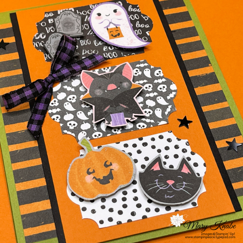 Stampin' Up! Cutest Halloween Suite - Mary Knabe (2)