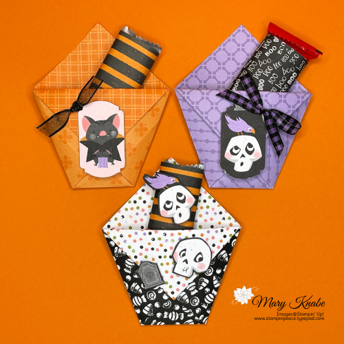 Stampin' Up! Cutest Halloween Suite - Mary Knabe (5)