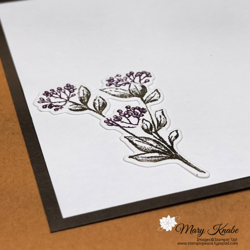 Stampin' Up! Blackberry Beauty Suite - Mary Knabe (1)