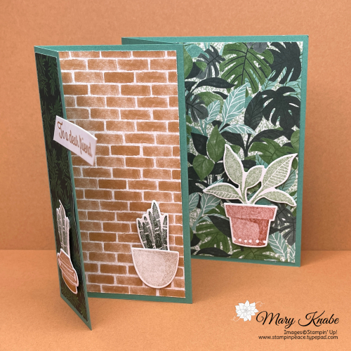 Bloom Where You're Planted Suite by Stampin' Up!