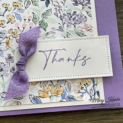 Hand-Penned Suite by Stampin' Up!