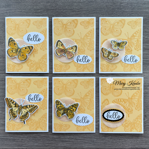Butterfly Brilliance Bundle & Stamparatus by Stampin' Up!