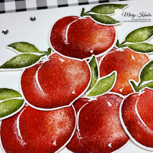 Sweet As A Peach Bundle by Stampin' Up!