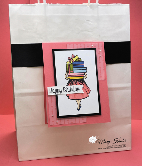 Stampin' Up! Delivering Cheer Stamp Set - Mary Knabe (1)